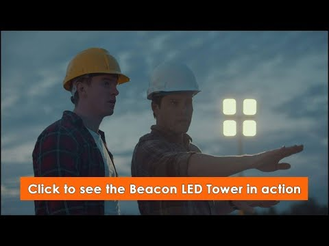 Beacon LED Light Tower – dynamite in a small package