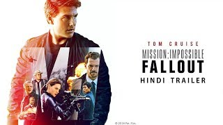 Mission: Impossible - Fallout | HINDI Trailer #2 (FAN DUBBED)