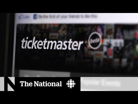 Ticketmaster recruits pros for secret scalper program | CBC News: The National