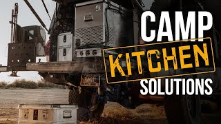 Overland Camp Kitchens Galley Options: Expedition Overland Proven - Gear & Tactics #10