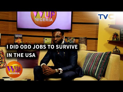 I Did Odd Jobs In The U.S To Provide For My Family - Gbenro Ajibade