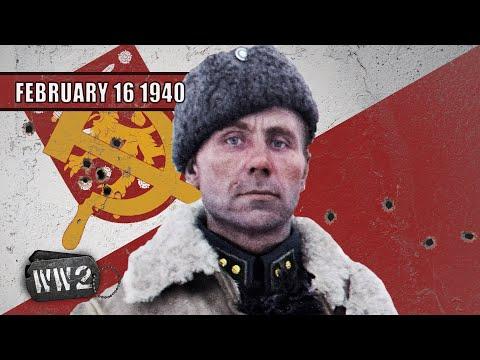 Zoufalý finský boj - Druhá světová válka