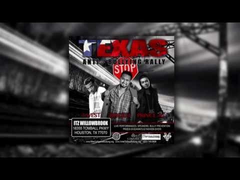 Texas Anti - Bully Rally w/ Rocko Steady & Prince AJ