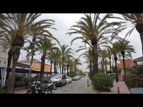 LONDON TO CASTELLDEFELS BARCELONA SPAIN