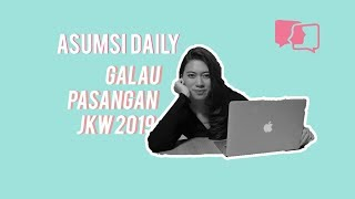 Galau Pasangan JKW 2019 - Asumsi Daily