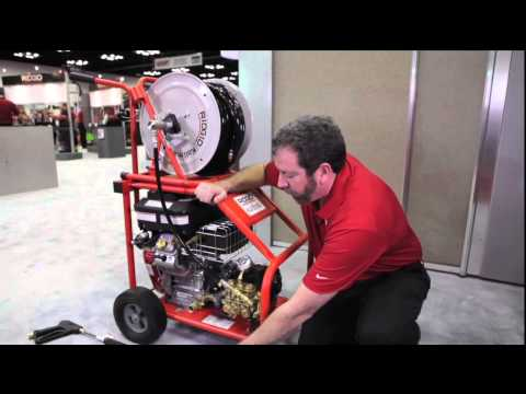 Product Overview - KJ-3100 Jetter