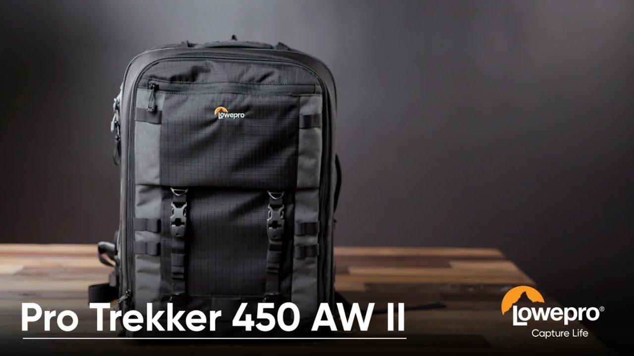 טרולי לציוד צילום Lowepro Pro Trekker RLX 450 AW II 3