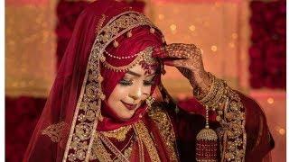 Perfect Muslim Wedding Image //Muslim Bridal With Hijab Ideas/#Hijab#Jilbab#Wedding