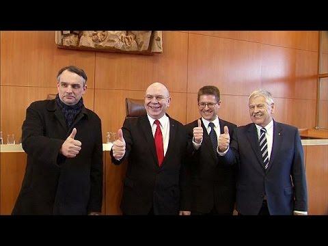 Γερμανία: «Κόκκινο» στην απαγόρευση του ακροδεξιού NPD