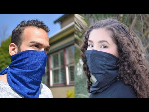 Neck gaiters Drury University says it isn't an acceptable mask