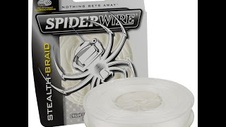Spiderwire Stealth Smooth Translucent 150 м плетеная леска