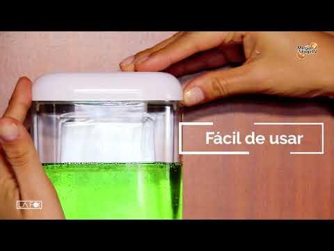 Dispensador de jabón líquido La Foi.