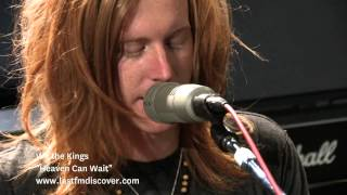 We The Kings - Heaven Can Wait (Acoustic)