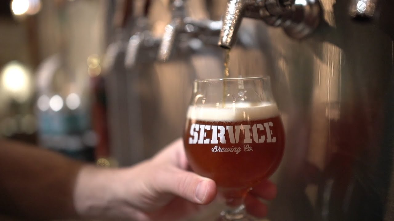 Service Brewing Craft Beer
