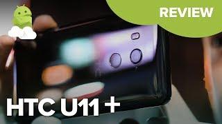 HTC U11+ Review (U11 Plus!)