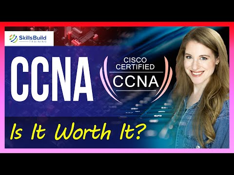 CCNA - Is It Worth It? | Jobs, Salary, Study Guide, Training - YouTube