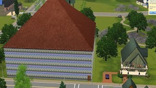 When you're bored in The Sims so you enslave the neighborhood