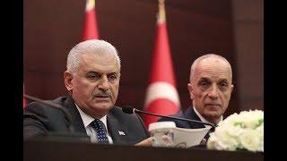 Başbakan Yıldırım, Kamu Toplu İş Sözleşmeleri Çerçeve Protokolü imza töreninde konuştu - 03.07.2017
