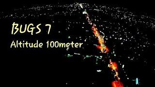 Test Terbang Malam MJX BUGS 7