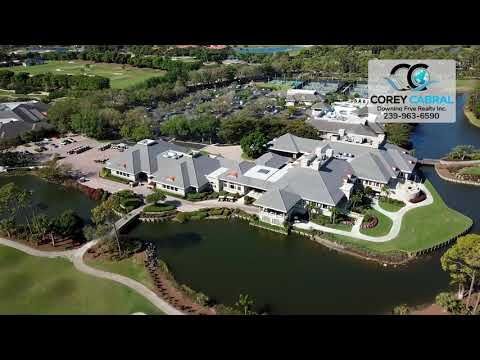 Grey Oaks Country Club Clubhouse Naples, Florida