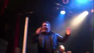 Johnny's Entrance, Johnny Reid, MOD Club march 21, 2012, Let's Have A Party
