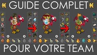 LE GUIDE COMPLET POUR VOTRE TEAM ! (0 à 200)