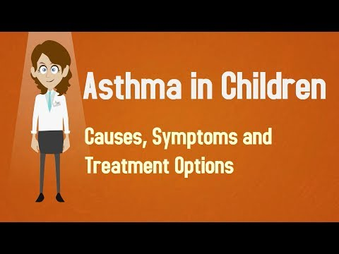 Video Asthma in Children - Causes, Symptoms and Treatment Options
