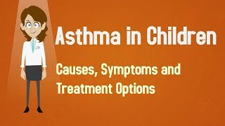 Asthma in Children - Causes, Symptoms and Treatment Options