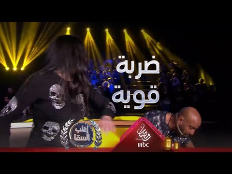 """""""شوية أكشن""""..أحمد السقا يترك غادة عبد الرازق تنفس من غيظها!"""