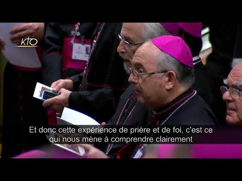 Le chemin synodal et son combat spirituel