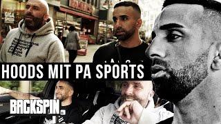 PA Sports: Sein Leben zwischen Familie, Rap, Business und Knast | BACKSPIN HOODS #27