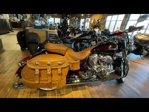 2021 Indian Vintage in Muskego, Wisconsin - Video 2
