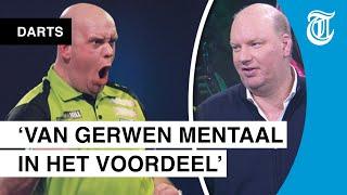 'Topvorm is niet aanwezig bij Michael van Gerwen'