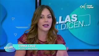EMMA CRUZ EN ELLAS DICEN DE CANAL CAPITAL
