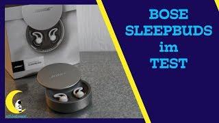 Bose Sleepbuds - Test und Meinung | Deutsch