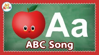 ABC Song | Learn Your Letters (Original Kid's Phonics Song)