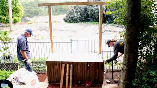 Self Watering Wicking Garden with David Holberton and Peter Rutherford