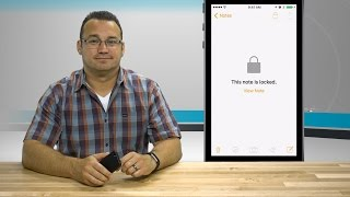 How to use Notes Lock on iPhone - Make Your Notes Private