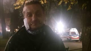 Atak nożownika. Wywiad z Hrabią Chrzanowskim.