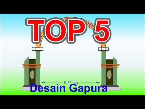 mp4 Desain Gapura, download Desain Gapura video klip Desain Gapura