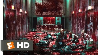 The Cabin in the Woods (2012) - Let's Get This Party Started Scene (9/11) | Movieclips