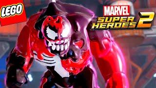 LEGO Marvel Super Heroes 2 PT BR #15 - TIME HOMEM ARANHA VS CARNOM !!! (DUBLADO EM PORTUGUÊS HAGAZO)