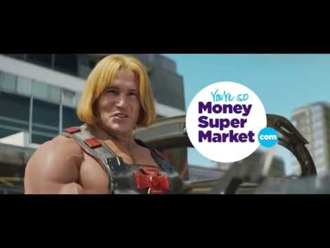 MoneySuperMarket Commercial
