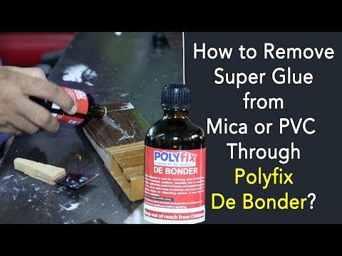 Polyfix Glue Remover