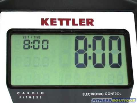 Elíptica KETTLER - Vito XLS
