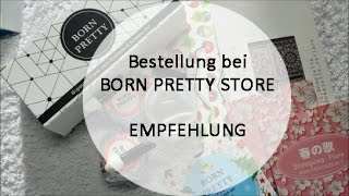 BESTELLUNG bei BORN PRETTY STORE auf eBay | SHOPVORSTELLUNG