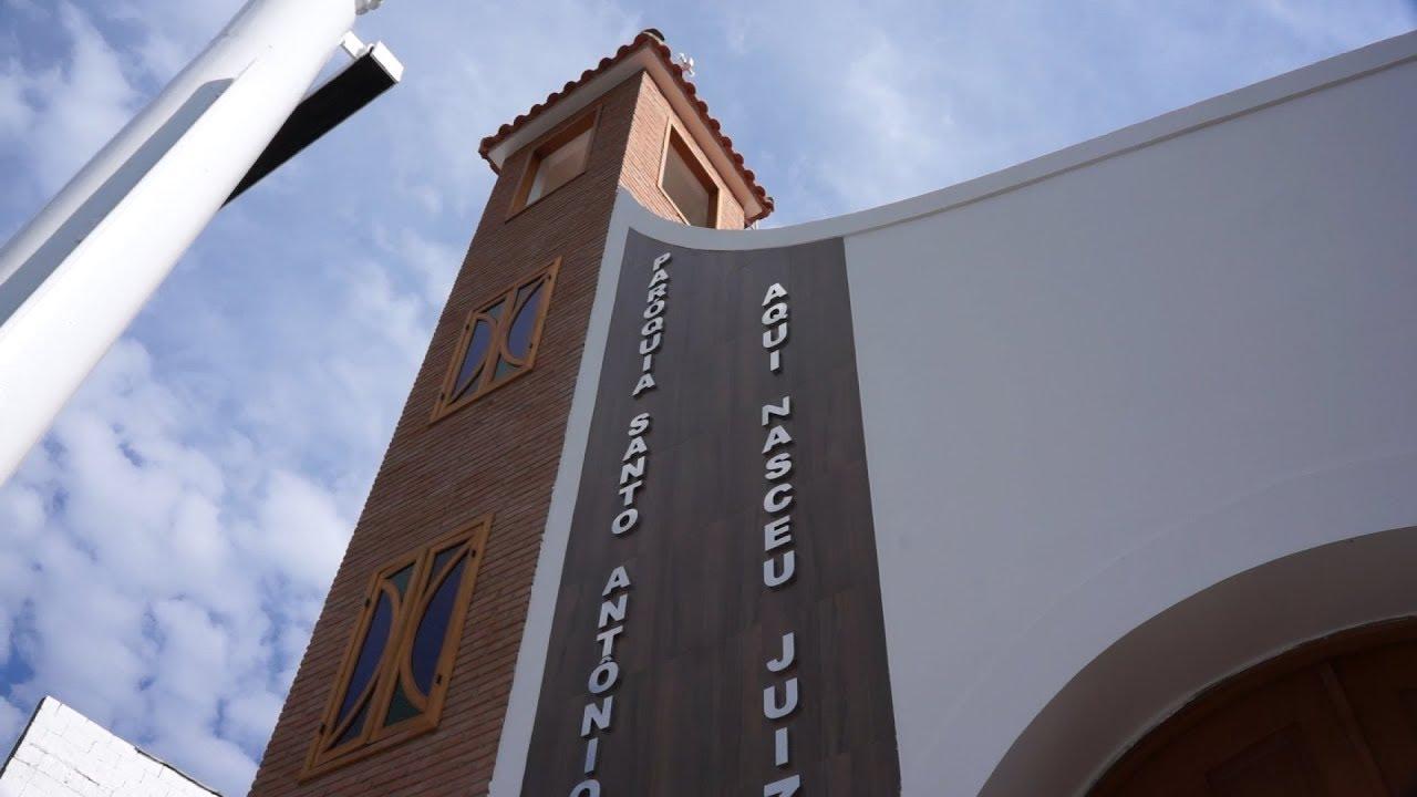 Imagem: Primeira capela dedicada a Santo Antônio será reinaugurada; assista