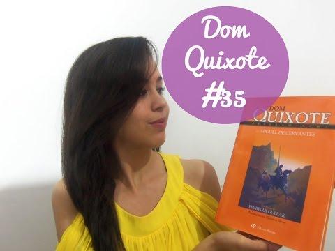 Resenha#35 - Dom Quixote