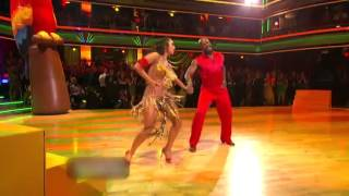 SAMBA-Emmitt Smith's Fifth Dance - Dancing With The Stars