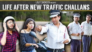 Life After New Traffic Challans   | Lalit Shokeen Films |